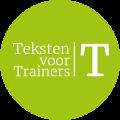 Teksten voor Trainers Logo